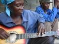 Непростаяя игра на гитаре