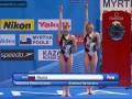 Svetlana Kolesnichenko/Svetlana Romashina Free Duet Preliminary Barcelona World Championships 2013