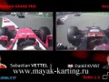 F1 2016 Russian GP Vettel & Kvyat Onboard