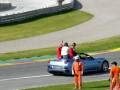 Fernando Alonso y Felipe Massa son Rescatados por Francisco Camps y Rita Barbera