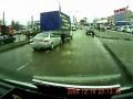 Неожиданная атака водителя ГАЗели