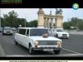 Венгерский умелец переделал «копейку» в лимузин