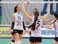 Как подавать в волейболе. Мастер-класс от Гамовой / How to serve volleyball. Master class by Gamova