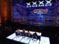 Sofie Dossi: Teen Balancer and Contortionist Shoots a Bow With Her Feet - America's Got Talent 2