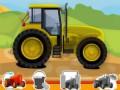 Автомойка Мультфильм. Трактор на автомойке. Смотреть мультик про трактор. Тракторы для малышей