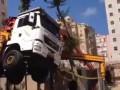 Как арабы научили летать автокран