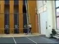 Тренировка пожарных (Прикольное видео)