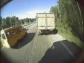 ДТП грузовичков