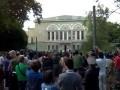 Съёмка фильма «Матч» в Харькове. (Взрыв)