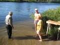 Самарец поймал гигантского сома весом в 75 килограмм