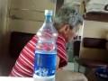 Бабка и шайтан вода!