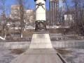 Памятник жертвам США