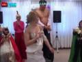Стриптиз мамы невесты. Конкурс на свадьбе.
