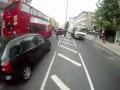 Несчастный случай с велосипедистом