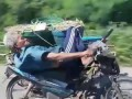 Тайский байкер