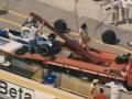 Ayrton Senna's funeral scene from Senna (2010) by Asif Kapadia.