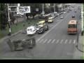 Трактор против скорой