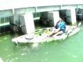 Cape Coral Man lands Largest Kayak Bottom Fish Ever!
