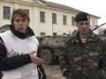 Командир украинских морпехов Феодосии ждет референдум по Крыму