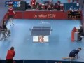 David Wetherill with a fantastic shot at the London 2012 Paralympic Games for GB (with replay)