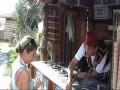 Турция 2010. Продавец мороженого