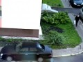 Пожилая женщина три месяца царапала автомобили