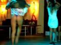 Конкурс На Лучший Танец Среди Девушек. Что Они Вытворяют