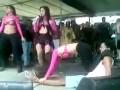 Nuevo baile brasileño Placer y Dolor