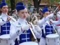 Очаровательные Барабанщицы из города Перевоз Танцевальный коллектив ШАНС 16 мая 2015