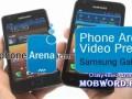 Видео обзор Samsung Galaxy R (видеообзор)