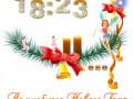 Музыкальная флеш открытка-Волшебного нового года