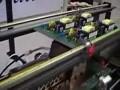 selective wide wave soldering
