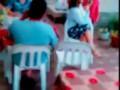 Пьяный дебош отдыхающих в Анапе 2015