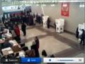 Выборы 2012. Путин приехал голосовать.
