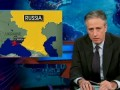 """Про аннексию Крыма и санкции США в """"The Daily Show"""
