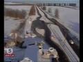 Відео обстрілу терористами блокпосту сил АТО біля Волновахи (13.01.2015)