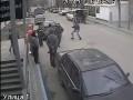 Козаки Аксьонова грабують іноземних журналістів. Відеодоказ