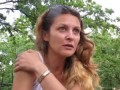 Женщина из Луганска
