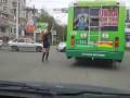 Водитель троллейбуса в Ставрополе