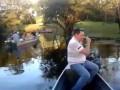 Не купайтесь в водоемах с пираньями