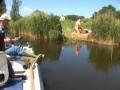 Нежданчик на рыбалке