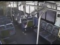 CCTV Captures Bus Being Hit By Freight Train