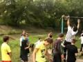 Уличные атлеты в Киеве
