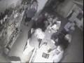 Поножовщина в ресторане Баранович.avi