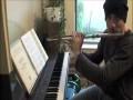 Флейта, пианино и битбокс