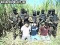 Мексиканский картель сводят счета ...