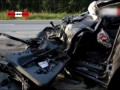 Автоподставщик отправил Форд Фокус под фуру (видеорегистратор)