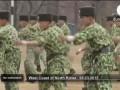 Военные учения в Северной Корее
