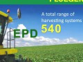 *NEW* Ploeger EPD 540 - Self-propelled pea harvester