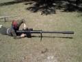 Крупнокалиберная снайперская винтовка Anzio 20mm